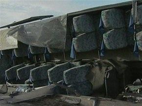 Бразилия: Жертвами столкновения автобуса с маршруткой стали 11 человек
