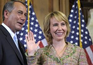 Палата представителей конгресса США отложит рассмотрение вопросов повестки из-за трагедии в Аризоне
