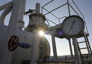 Модернизация ГТС обойдется Украине в 4,5 млрд евро - Азаров