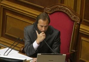 Томенко требует расследовать обстоятельства гибели рыбы в Киевском море