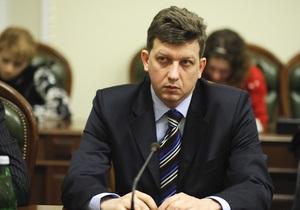 Нунсовец Доний заявил, что вступление Жвании в ХДС - поражение для партии