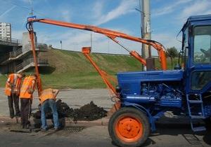В этом году в Украине отремонтировали более 800 км дорог