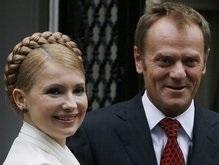 Тимошенко: Украина и Польша начинают тесное сотрудничество по Евро-2012