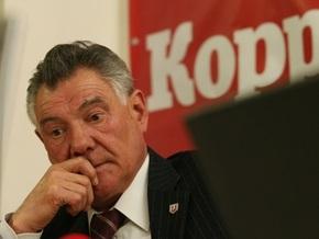 Милиция возбудила дело по факту ДТП с участием Омельченко
