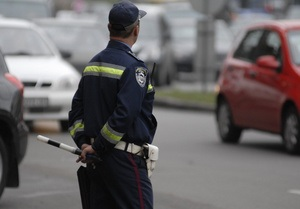 В Днепропетровской области псевдогаишники пытались оштрафовать гаишников