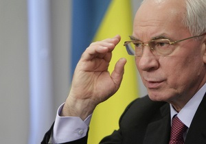 Азаров похвастался, что полностью контролирует экономическую ситуацию в стране