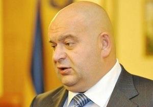 Злочевский уволен с должности министра экологии