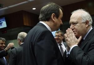 ЕС приостановил действие санкций в отношении чиновников Приднестровья