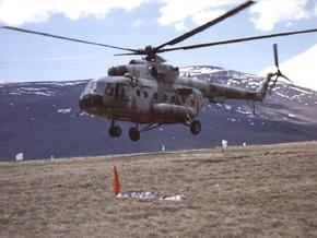 В Чечне обстреляли вертолет Минобороны РФ