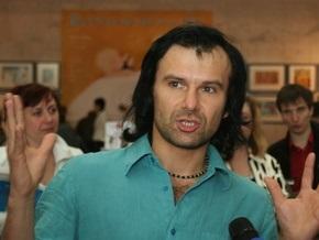 Святослав Вакарчук защитил кандидатскую по физике