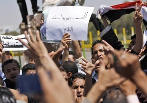 В Йемене в результате столкновений с силами безопасности погибли девять протестующих