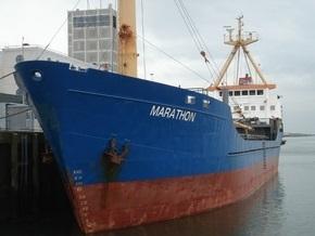 Пираты захватили голландское судно с восемью украинцами