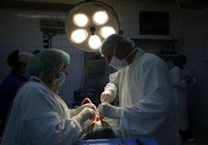 Американские хирурги удалили изо рта женщины двухкилограммовую опухоль