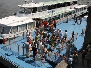 В Киеве начнет курсировать речной трамвай
