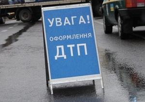 В Макеевке водитель насмерть сбил пешехода, после чего врезался в дерево и погиб