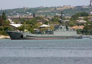 В ВМС доложили о самочувствии моряков, которые пострадали при взрыве на корабле Кировоград