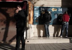 Кипр - банки не будут работать до вторника