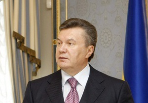 Янукович предложил Раде гарантировать развитие и защиту русского языка