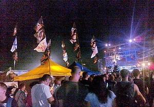 Организаторы байк-шоу в Севастополе отказались от использования украинской символики