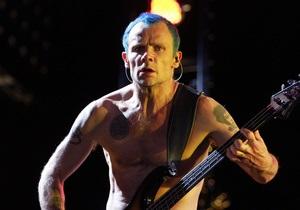 Фотогалерея: Перцы в Киеве. Концерт Red Hot Chili Peppers на НСК Олимпийский