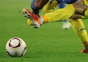 Киевские чиновники сыграют в футбол
