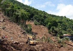 В Бразилии из-за оползней закроют две АЭС