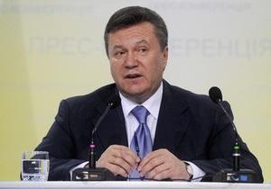 Янукович: Спешка в судебной реформе неуместна
