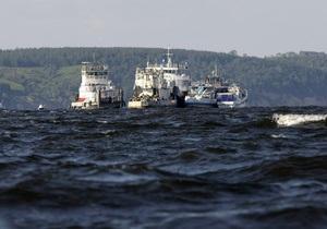 Водолазы нашли тела еще трех пассажиров Булгарии