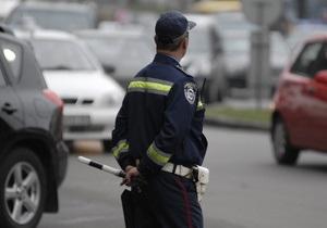 Днепропетровские гаишники случайно задержали разыскиваемого в России преступника