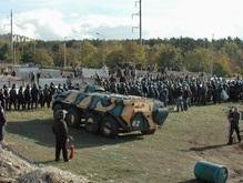 Милиция выселила из квартир в Алуште 16 крымскотатарских семей