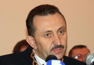 Суд над Зваричем начнется 30 сентября