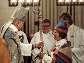 В Швеции лесбиянка впервые стала епископом