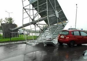 Осложнение погодных условий: В Украине обесточены свыше 250 населенных пунктов
