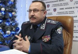 Резонансное ДТП в Хмельницкой области стоило должности крупному тернопольскому чиновнику