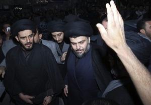 В Ирак вернулся радикальный лидер шиитов