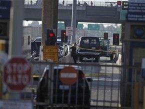 США временно закрыли границу с Мексикой
