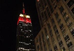 В Нью-Йорке по ночам выключают свет в  небоскребах ради спасения птиц