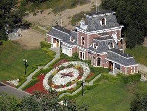 Китайцы построят копию знаменитого ранчо Майкла Джексона