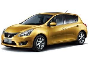 Nissan представил новый хэтчбек
