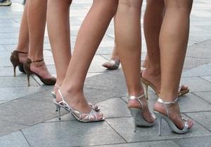 В итальянском парке женщинам запретили гулять на каблуках