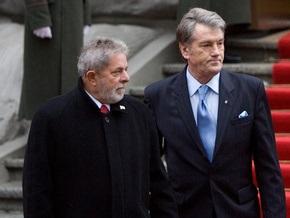 Украина и Бразилия договорились о безвизовом режиме