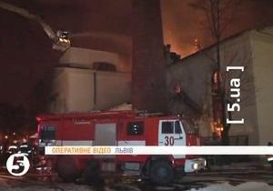 Во Львовской политехнике произошел взрыв