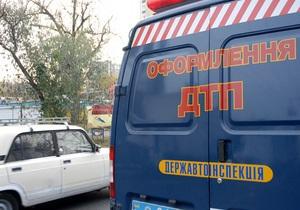 В Черновицкой области произошло ДТП с участием экс-руководителя райотдела милиции