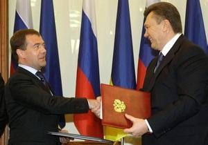 Азаров заявил, что газовый договор Тимошенко вынудил Януковича подписать с Медведевым харьковские соглашения