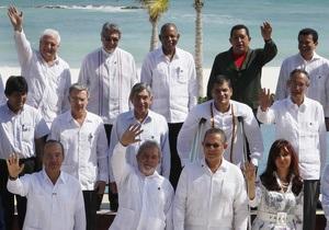 Лидеры стран Латинской Америки объявили о создании политической организации без США