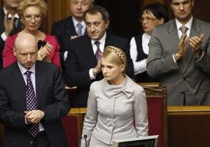 БЮТ решил провести заседание, но без Тимошенко