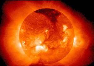 Сегодня впервые в истории человечество увидит Солнце целиком
