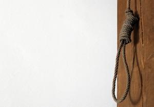 В Харьковской области заключенный покончил жизнь самоубийством, ведется следствие