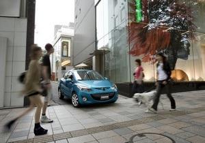 Mazda выпустила сверхэкономичную  двойку , потребляющую литр топлива на 30 км