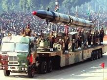 В Индии испытали ракету, способную нести ядерный боезаряд